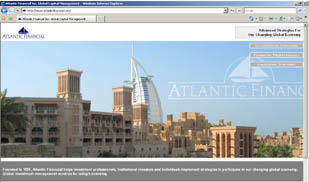 atlantic financial website 2007